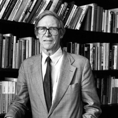 Liberal political philosopher John Rawls  (1921-2002)